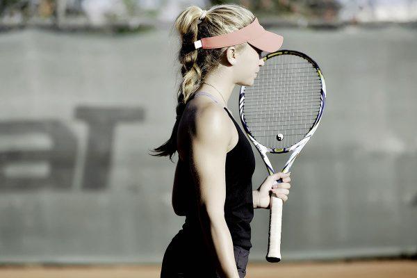 Professionelles Tennistraining für Berufsspieler